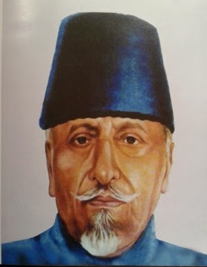 Maulana Abul Kalam Azad.